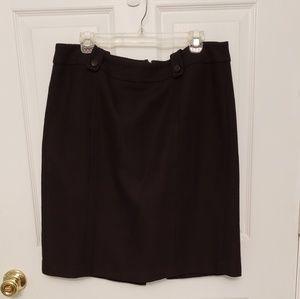 Talbots Aligned Skirt